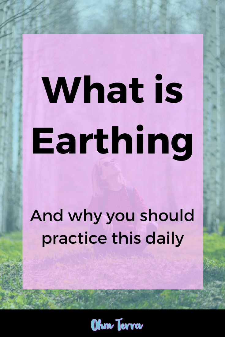 How Earthing Can Improve Your Witchy Practice