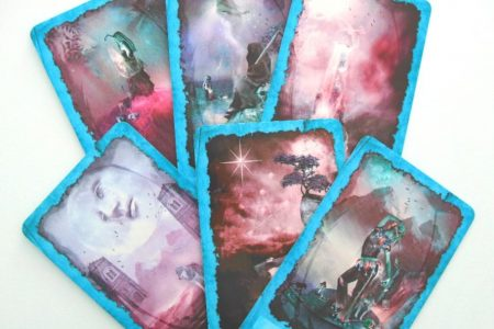Learning tarot court cards