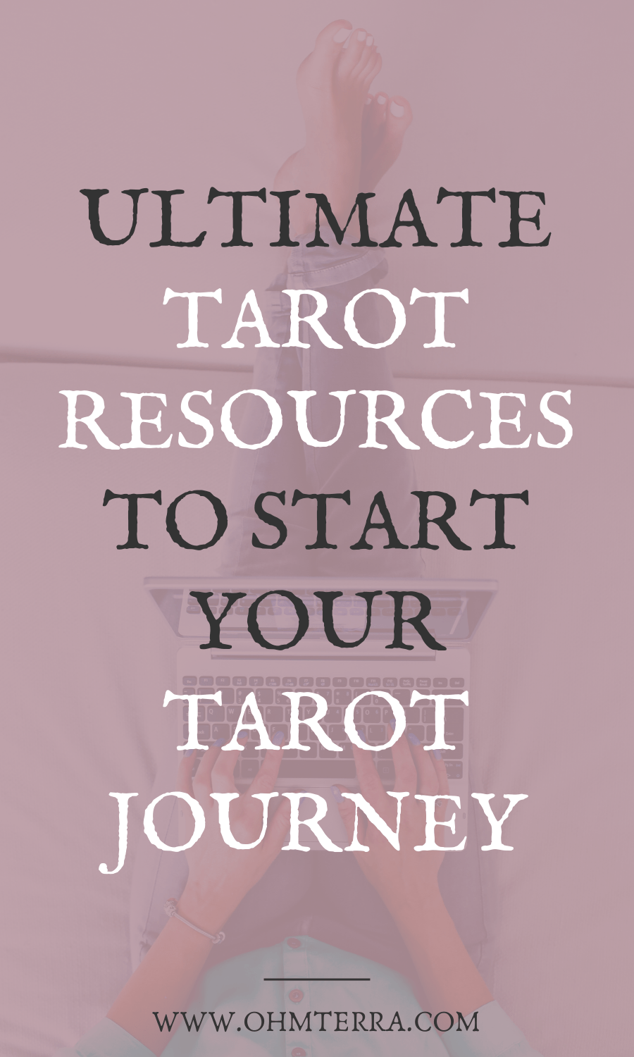 Resources to Learn Tarot