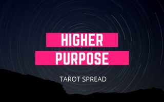 Higher Purpose Tarot Spread