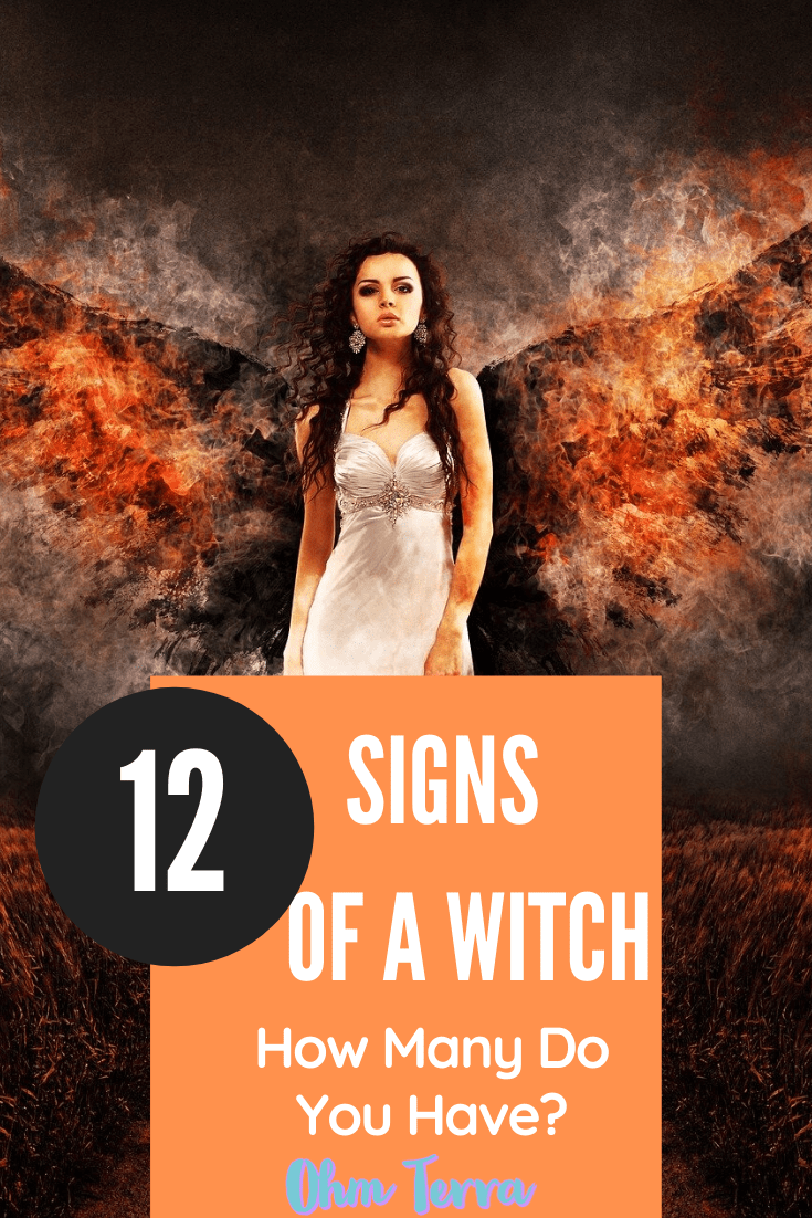Signs You\'re a Witch