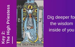 The High Priestess Tarot Card Meaning