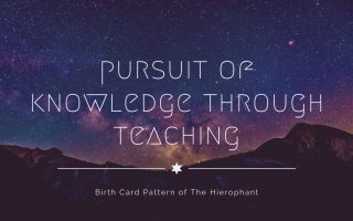 hierophant pattern- pursuit of knowledge
