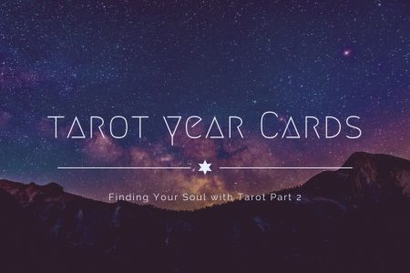 tarot year cards