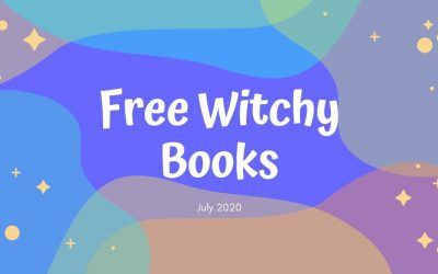 Free Witchy Books- July 2020