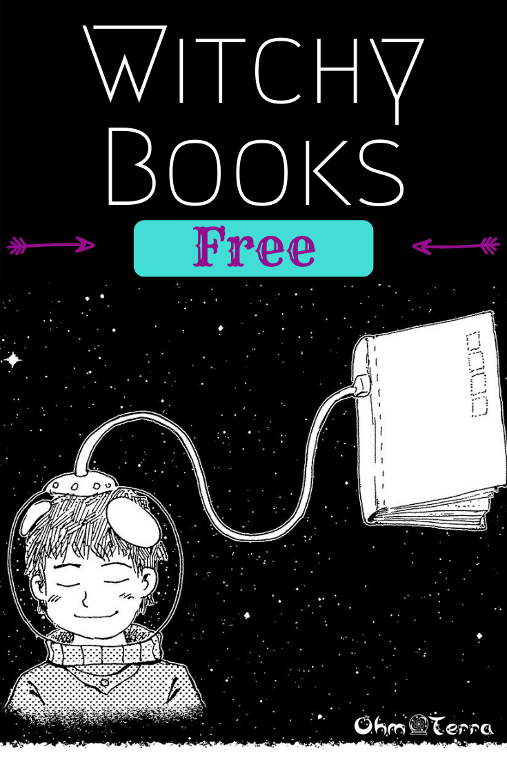 Free Witchy and Magick Books