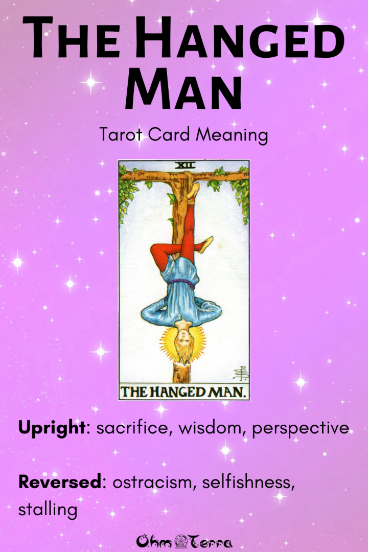 The Hanged Man Tarot Card Meaning